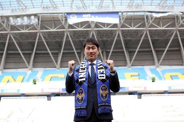 Incheon United lại thay HLV: Công Phượng tiếp tục 'bái sư phụ' mới