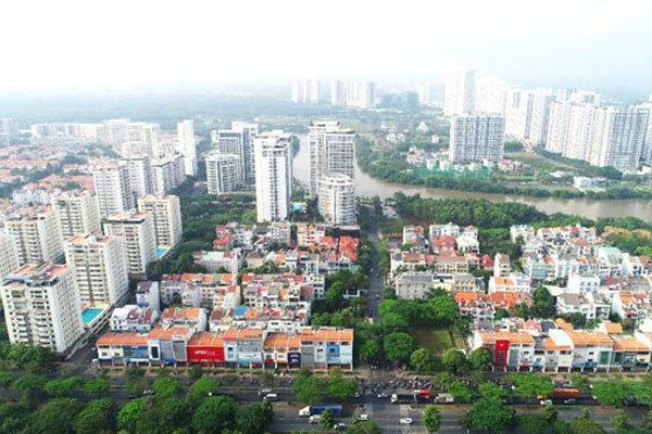Hiếm nguồn cung, BĐS Nam Sài Gòn tăng nhiệt