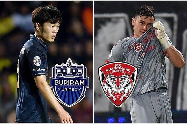 10 ngày nữa, Lương Xuân Trường đối mặt Đặng Văn Lâm ở Thai League 2019