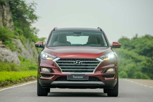 Giá lăn bánh Hyundai Tucson 2019 vừa ra mắt là bao nhiêu?