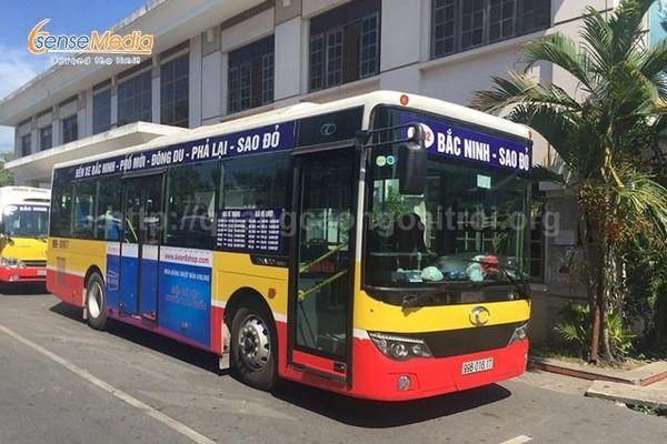 Lộ trình, lịch trình xe buýt chạy tuyến Bắc Ninh - Hà Nội mới nhất
