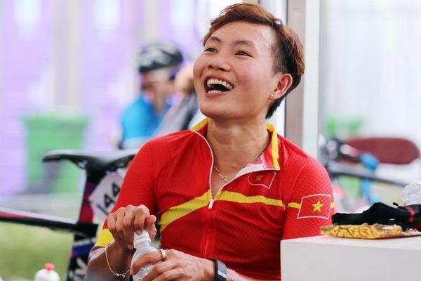 Nguyễn Thị Thật thắng chặng, nữ Việt Nam vô địch đồng đội