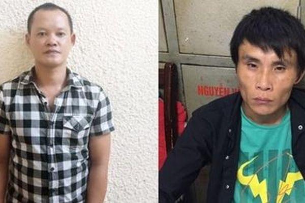 Bắt giữ hai tên cướp giật chuyên nhằm vào khách rút tiền ngân hàng