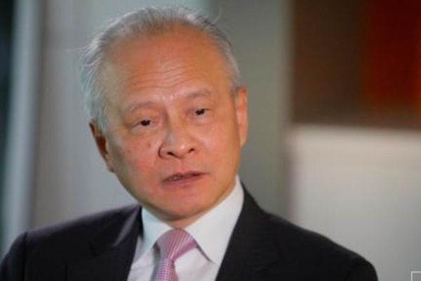 Đại sứ Trung Quốc: Mỹ thường xuyên thay đổi ý định