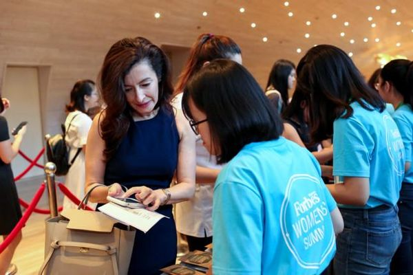 Forbes Việt Nam khai mạc Women's Summit 2019