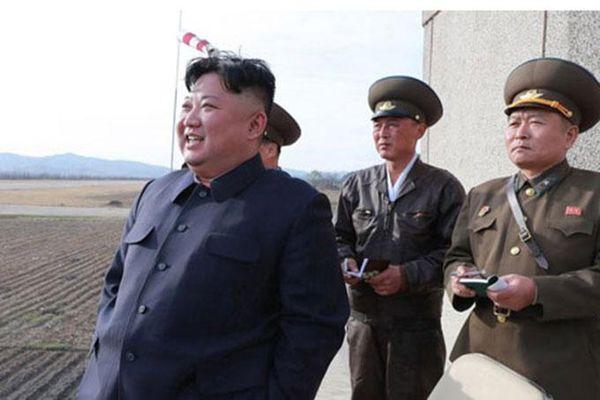 Mỹ: Triều Tiên thử vũ khí chống tăng, không phải vũ khí chiến thuật