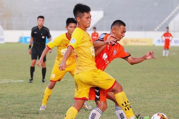 Bình Thuận tiếp tục tạo ấn tượng ở giải hạng Nhì 2019