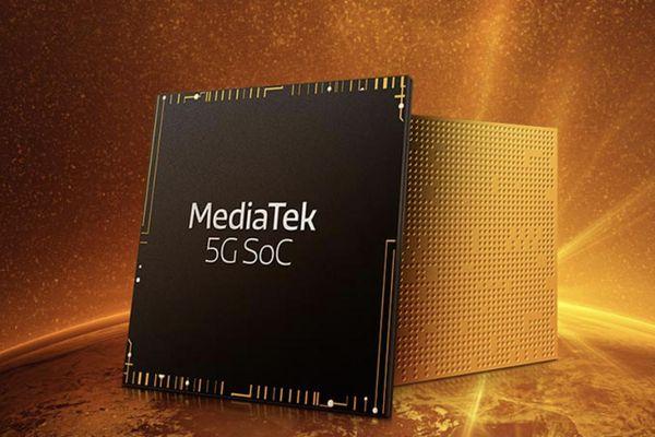 MediaTek công bố bộ vi xử lý 5G