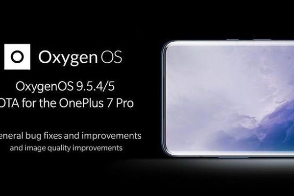 Cập nhật mới trên One Plus 7 đem lại những cải tiến về camera