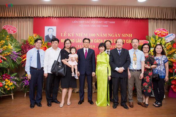 Huy Cận - Nhà thơ đưa văn hóa Việt Nam đến bạn bè quốc tế