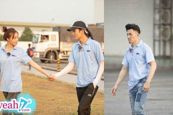 BB Trần bất ngờ đàn ông đến lạ, cầm tay Lan Ngọc chụp hình ngọt ngào như phim nhưng biểu cảm của Liên Bỉnh Phát mới gây chú ý