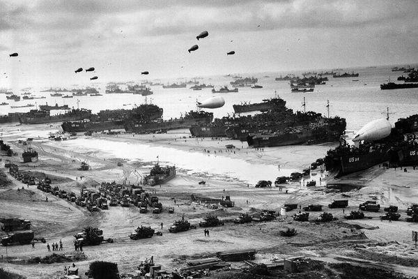 Nhìn lại cuộc đổ bộ Ngày D lớn nhất lịch sử nhân loại ở Normandy