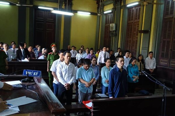 Phúc thẩm vụ lừa đảo hơn 54 tỷ đồng tại BIDV chi nhánh Tây Sài Gòn