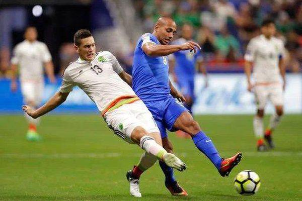 Video bàn thắng Ấn Độ 1-3 Curacao