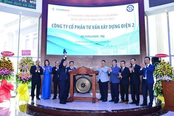 Hơn 12,3 triệu cổ phiếu của PECC2 chính thức lên sàn giao dịch chứng khoán TP.HCM