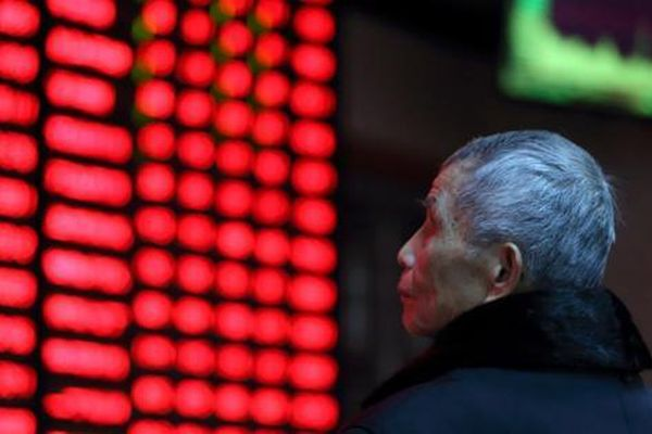 Chứng khoán châu Á giảm mạnh nhất hơn một tuần