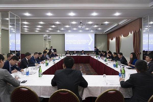 Các cơ quan Thương vụ góp phần thúc đẩy hợp tác kinh tế thương mại với các nước