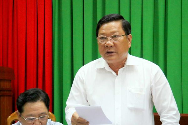 Phó Bí thư Thường trực Sóc Trăng bác bỏ 'được Trịnh Sướng đài thọ đi nước ngoài'