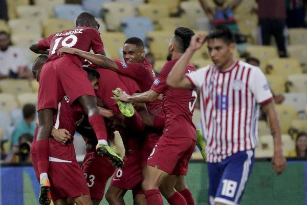 Copa America 2019 - Paraguay vs Qatar: Qatar không dễ bị bắt nạt
