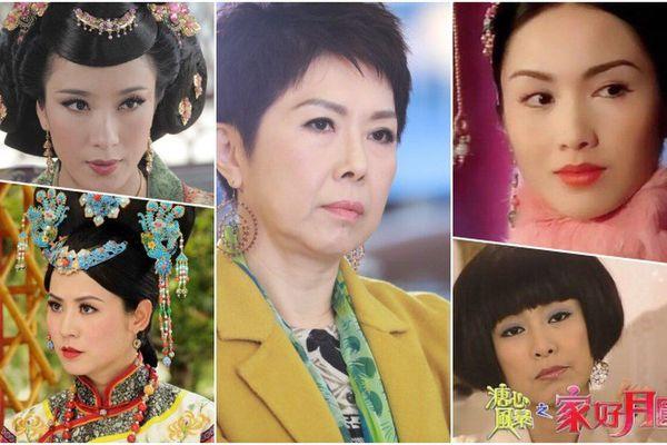 5 ác nữ TVB 'một người chê, vạn người mê': Ai mới đáng sợ nhất?