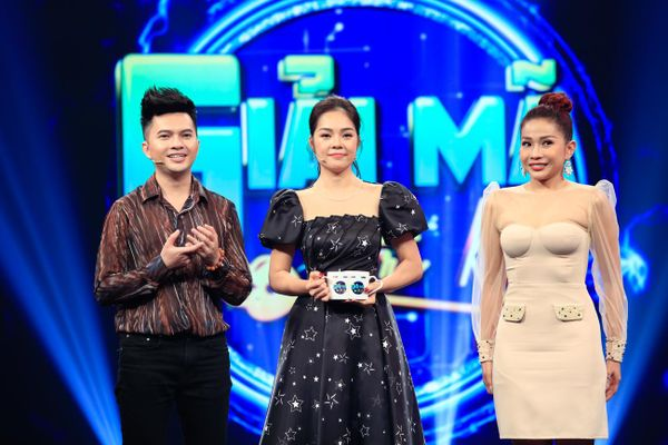 Dương Cẩm Lynh 'đáp trả' Nam Cường trên sóng truyền hình