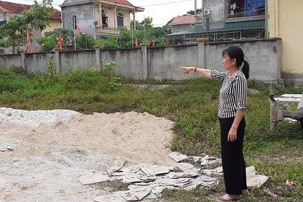 Không công nhận đất, sao bà Hà phải thỏa thuận?