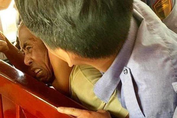 Chồng bạo hành vợ trên tàu SE8: Hèn lắm, bỏ đi... không tiếc!