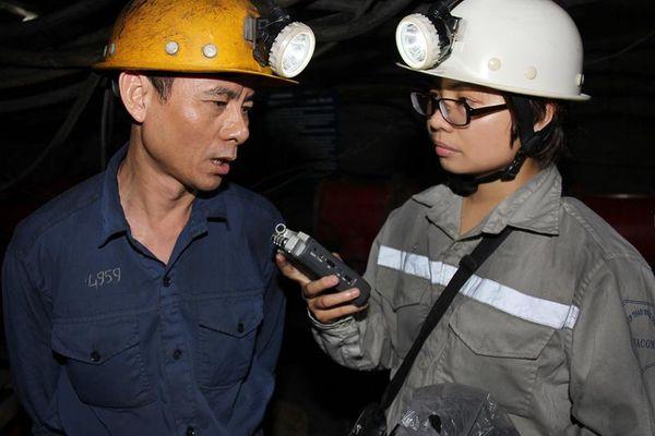 Những nhà báo của Đất mỏ