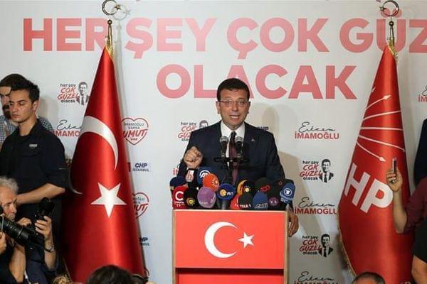 Đảng của ông Erdogan thất bại nặng trong bầu cử ở Istanbul