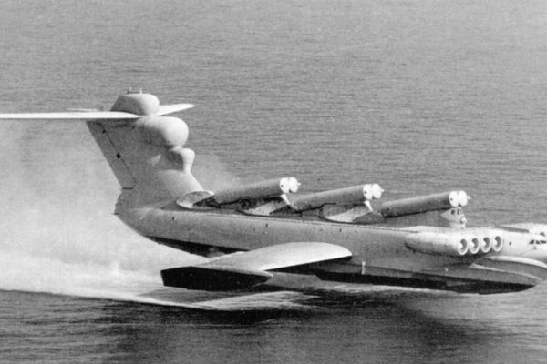 Nga muốn hồi sinh 'quái vật biển Caspi' giữa cuộc đua ekranoplan