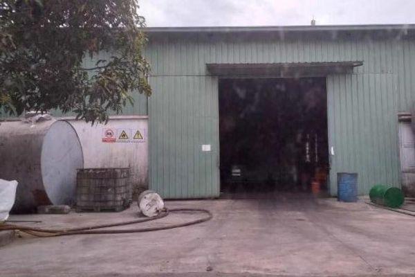 Công ty CP Môi trường Việt Thảo bị dân 'tố' gây ô nhiễm môi trường