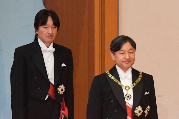 Thái tử Akishino phơi bày 'cung đấu' hoàng gia Nhật Bản?
