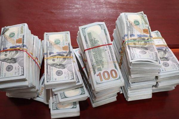 Bộ đội Biên phòng tỉnh An Giang thu giữ 470.000 đô la Mỹ vận chuyển trái phép qua biên giới