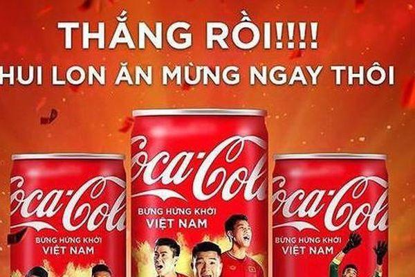 Về thông điệp quảng cáo của Coca Cola
