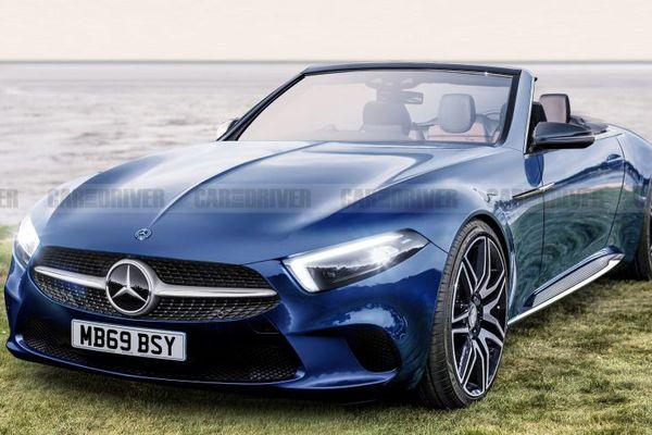 Biểu tượng của dòng xe mui trần, Mercedes-Benz SL thế hệ mới sắp ra mắt