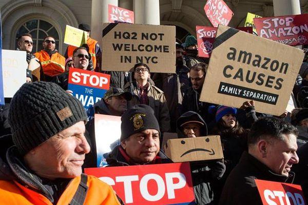 Hàng nghìn nhân viên Amazon giận dữ đình công phản đối ngày mua sắm Prime Day