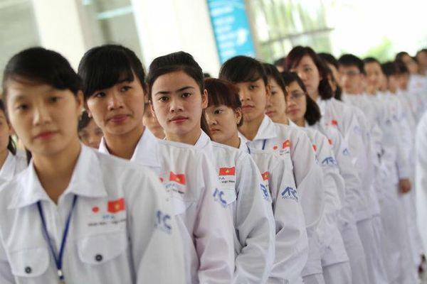 Lao động Việt Nam ngày càng có sức hút