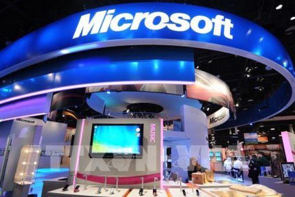 Lợi nhuận của Microsoft tăng kỷ lục trong quý II/2019