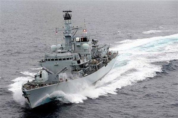 Tiết lộ đoạn ghi âm giữa chiến hạm Anh và Iran trước khi tàu chở dầu Stena Impero bị bắt giữ