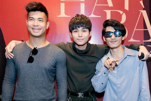 Hai thành viên Running Man và dàn sao Việt mừng Jun Phạm ra MV