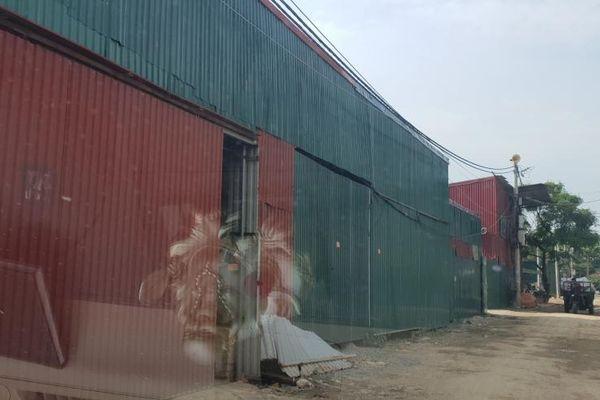Thường Tín – Hà Nội: Hàng loạt nhà, xưởng 'ồ ạt' xây dựng trái phép tại xã Khánh Hà
