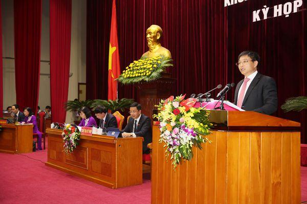 Kỳ họp thứ 13, HĐND tỉnh: Nghe báo cáo đánh giá tình hình KT-XH 6 tháng đầu năm