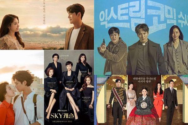 Top 10 phim Hàn hay nhất nửa đầu năm 2019: Phim của Song Hye Kyo đứng tận thứ 8, không có phim của Song Joong Ki