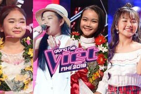 The Voice Kids 2019: Hà Quỳnh Như ấn tượng với Khánh An, Thiện Nhân ủng hộ 'em gái' Minh Châu