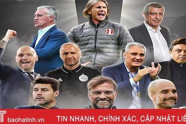 10 HLV xuất sắc nhất FIFA 2019: Jurgen Klopp sát cánh Pep Guardiola