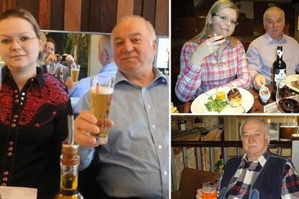 Mỹ lại trừng phạt Nga vì vụ Skripal