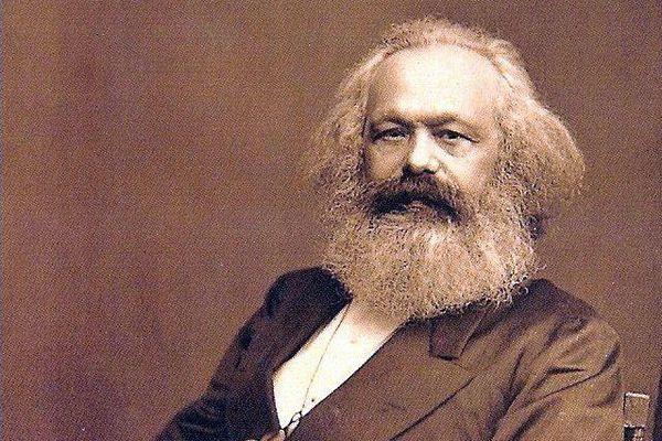 Karl Marx & Thiền đi bộ