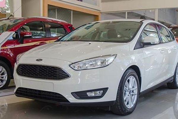 Xe ôtô Ford Focus sẽ bị khai tử tại Việt Nam?