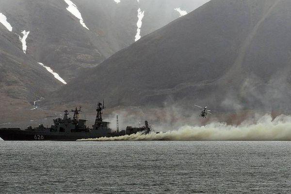 Nga triển khai đội tàu hùng hậu tới Bắc Cực