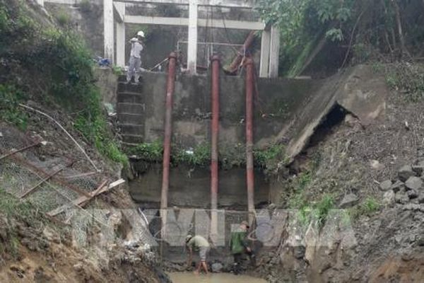 Khắc phục tình trạng trạm bơm thiếu nước do thi công thủy điện ở Đắk Nông